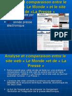 Analyse Et on Entre Le Site Web «