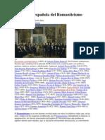 Copia de Literatura española del Romanticismo