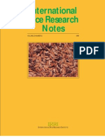 International Rice Research Notes Vol. 23 No.2