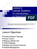 lecture2-CellularMobileNetworks