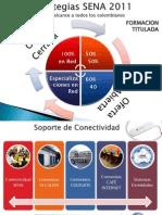 Estrategias SENA 2011