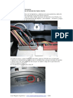 Sensor de Temperatura Interior Exterior