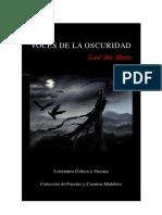 Lord Des Morter - Voces Dela Oscuridad