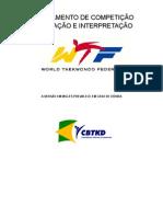 Regras de Competicao WTF2009