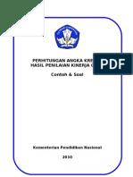 Perhitungan Soal PAK PK GURU Edit 11 Des 2010 Millenium