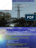 Mobile Radio Propagation