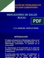 Indicadores de Salud Salud Bucal