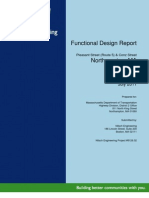 11-7 Conz & Pleasant Functional Design Report Nitsch Engineering