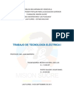 Tecnologia Electrica I