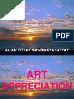 Introduction to Art - Principles of Art Appreciation
