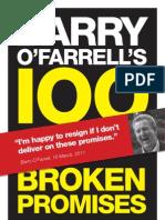 100 Broken Promises