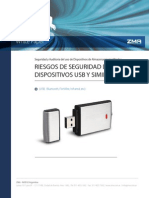 Riesgos Dispositivos Usb