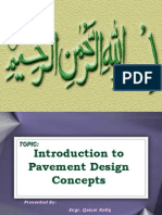 Introduction to Pavement Design Concepts by Qaiser Rafiq