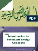 Introduction to Pavement Design Concepts by Qaiser Rafiq