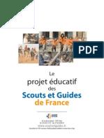 projet éducatif sgdf