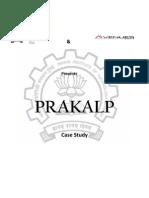 Prakalp Case Study Round 1