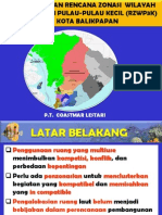Recana Zonasi Pesisir PPK- Kota Balikpapan (Print)