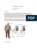 Netter's Osteoarthritis R Hip