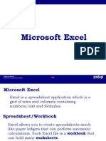 Training Excel
