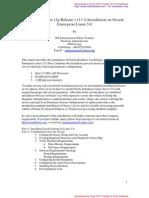 Oracle11g - Database