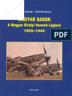 Magyar sasok - A Magyar Királyi Honvéd Légierő 1920-1945