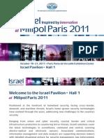 HLS Companies Israel@Milipol 2011 (24july) Update
