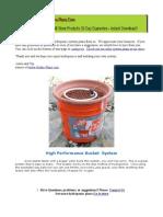 Bucket System