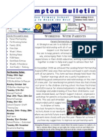 Issue 3 Newsletter