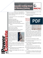 Concrete Jointing Systems