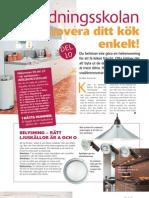 Inredningsskolan10 - Renovera Ditt kök- Enkelt