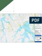 Flooding Wakerley Flood Flag Map