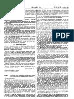 Orden de 25 de septiembre de 1979 de prevención de incendios en establecimientos turísticos