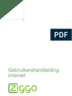 Gebruikers Hand Lei Ding Internet