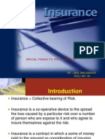 21335778 Ppt of Insurance