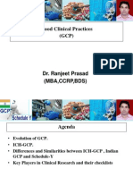 ICH GCP & Indian Clinical Trial Guideline