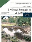 Sardegna Archeologica Guide E Itinerari - 39 - Il Villaggio Santuario Di Romanzesu (Maria Ausilia Fadda, Fernando Posi)
