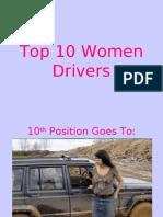 CavalTop 10 Women Drivers