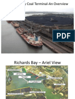 Richards Bay Coal Terminal- An Overview