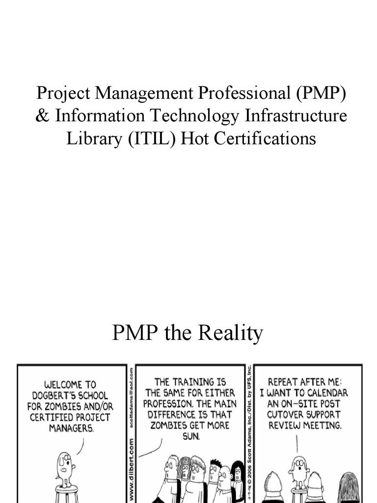 Pmp itil project management professional itil xflitez Gallery