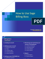 Jing Valdez How to Use Billing Boss