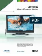 AdvancedTV Brochure
