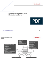 Mechanism and Actuators