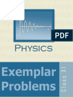 Physics Exemplar Problems Class XI NCERT