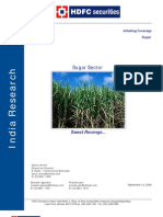 Sugar Sector Report1