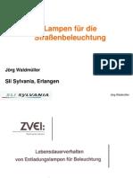 Innovative Leuchtmittel Herr Waldmüller