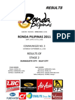 Stage 2 Dumaguete-Silay