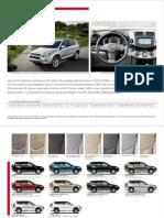 2008-2011 Toyota Rav4 Brochure