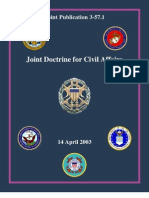 Joint Publication 3-57.1 Joint Doctrine for Civil Affairs