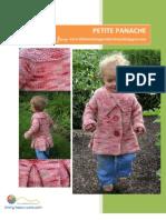 Free Knitting Pattern Landscape Petite Panache