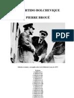 BROUE El Partido Bolchevique